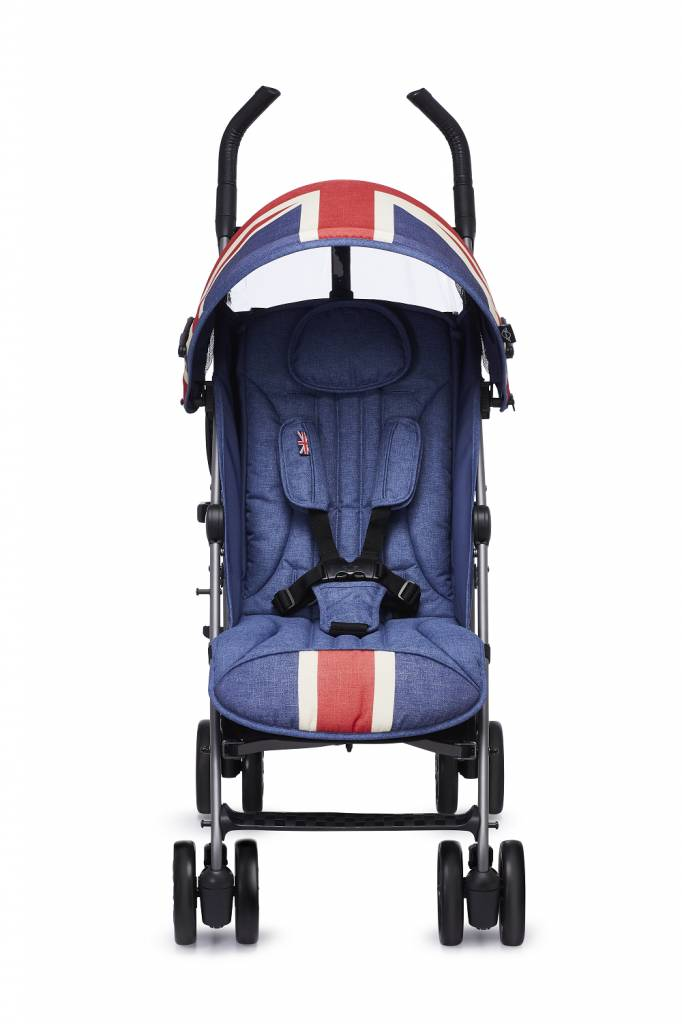 Easywalker MINI by Easywalker buggy+ Union Jack Vintage