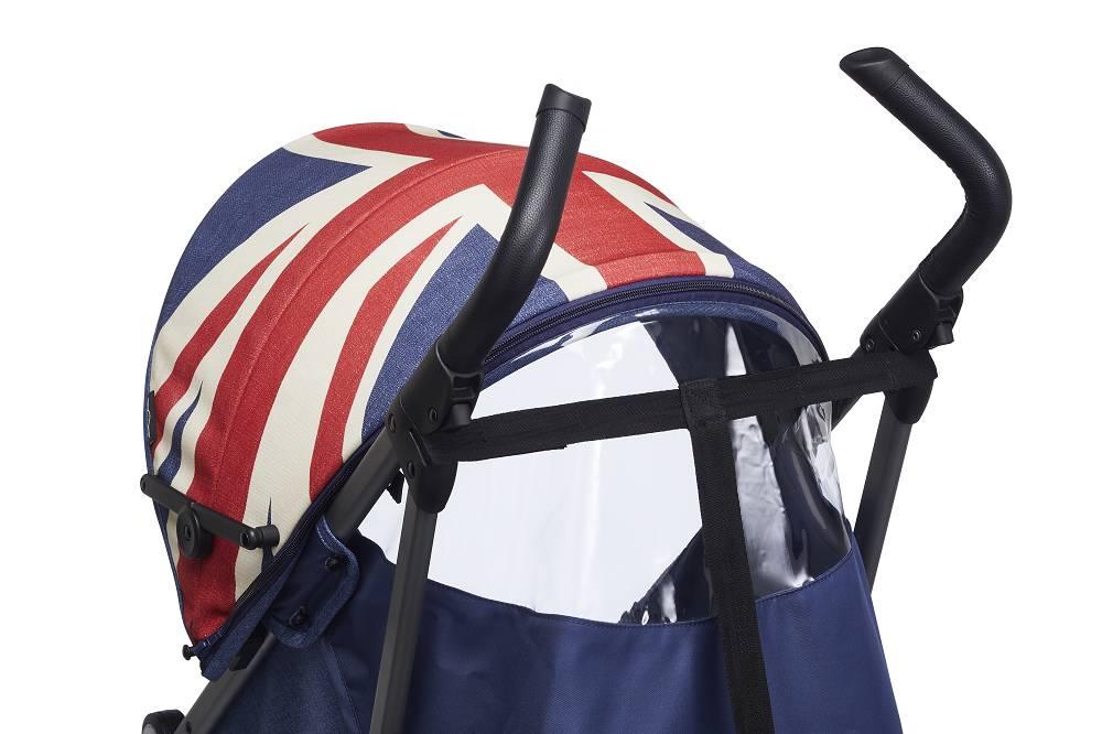 Easywalker MINI by Easywalker buggy+ Union Jack Classic