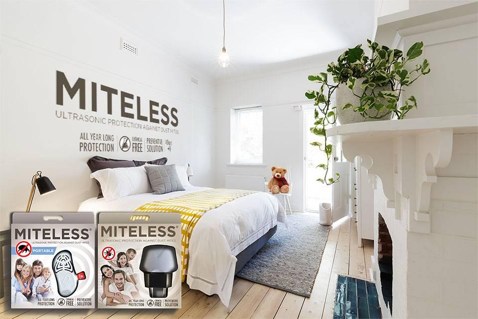 MiteLess MiteLess HOME - LightBlue