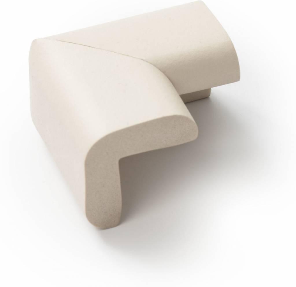 Jippie's Jippies Foam tafelhoekjes wit