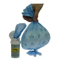 Jippie's Jippie's Knot-a-bag dispenser en extra navulling
