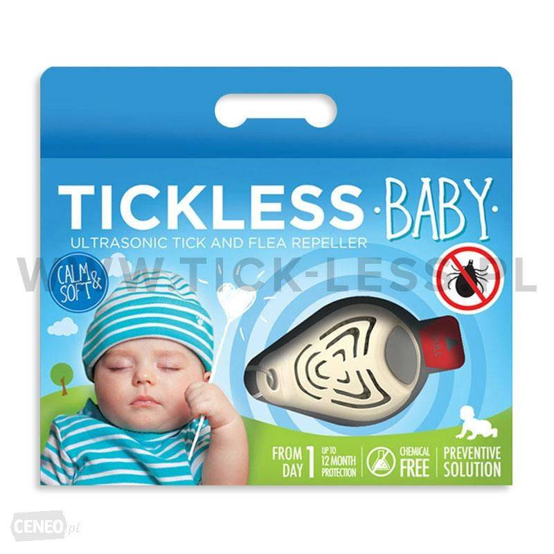 TickLess TickLess Baby - Beige