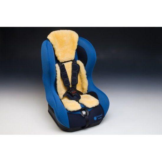 Babyveilig Lammfelleinsatz für Autositz 0+ und Buggy