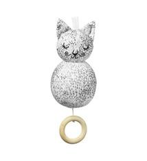 Elodie Details Elodie Details Muziek mobiel -  Dots of Fauna Kitty