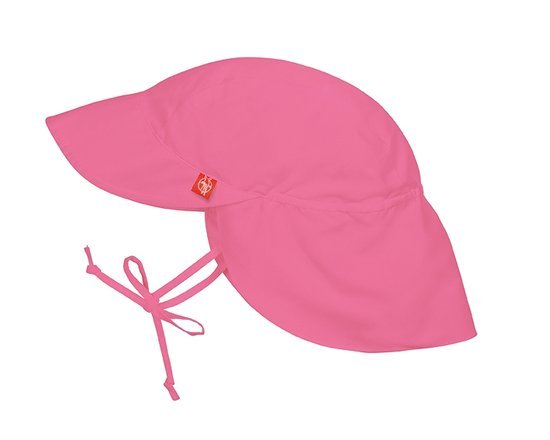Lässig Lässig Splash & Fun Sonnenschutz Floppy Hut - pink 18-36 Monate