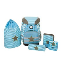 Lässig Lässig 4Kids School set Starlight Olive