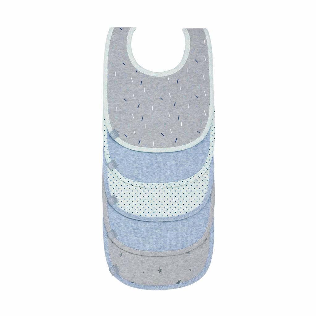 Lässig slab actie 5-pack blue bash 3 - 24 mnd