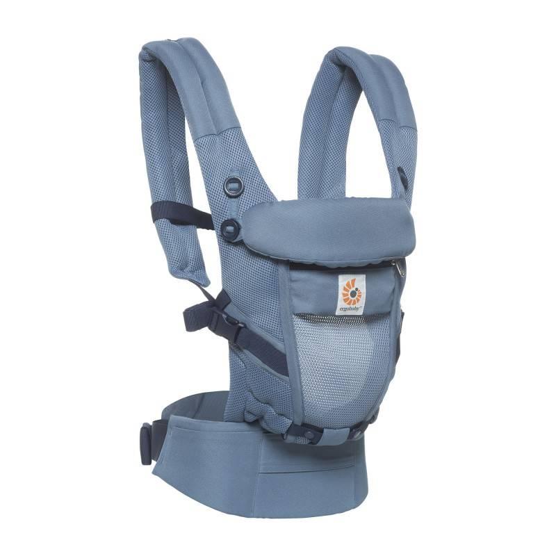 Ergobaby Ergobaby Babydraagzak 3P Adapt - Mesh Oxford Blue