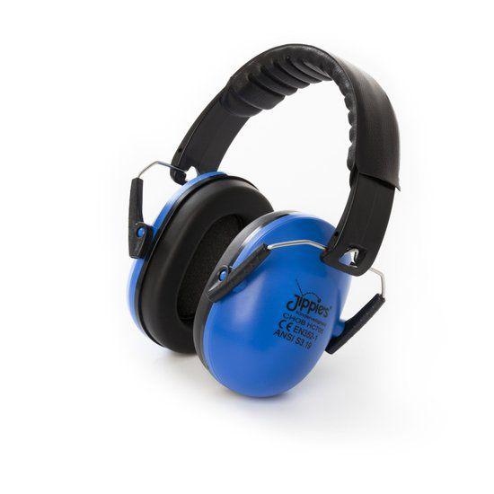 Jippie's Jippie Gehörschutz blau