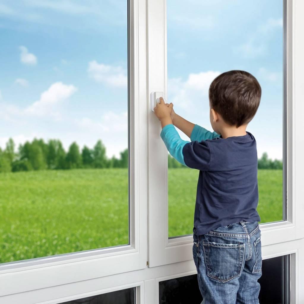 Reer Reer kinderslot voor ramen en balkondeuren