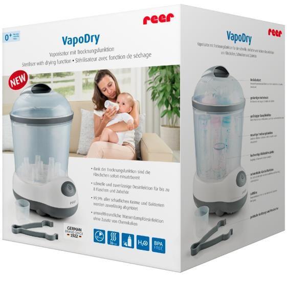 Reer Reer VapoDry-sterilisator met droogfunctie