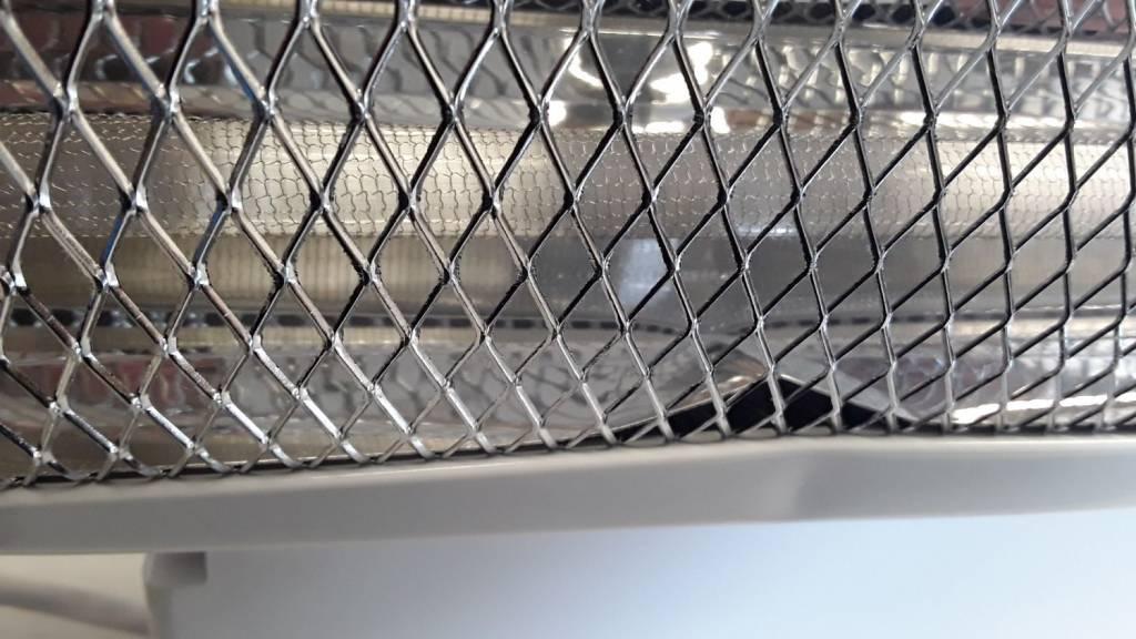 Reer Reer Feelwell commode verwarmer met muurbevestiging