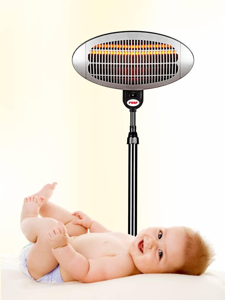 Reer Reer commode-verwarmingslamp met standvoet