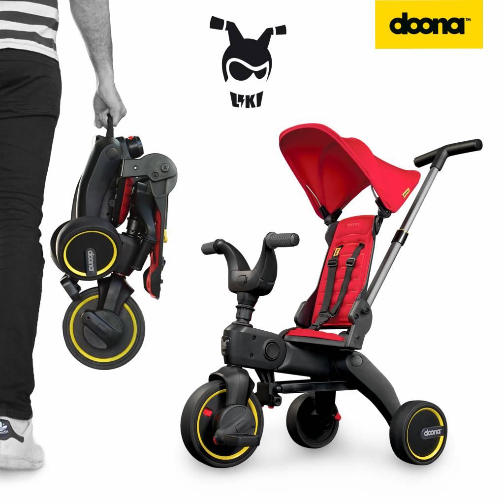 Doona Doona Liki Trike S3 flammenrot