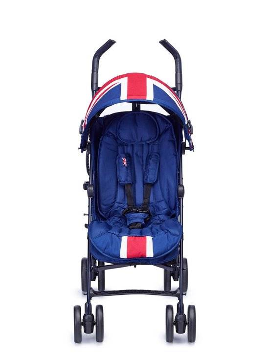Easywalker MINI by Easywalker buggy XL - Union Jack Classic