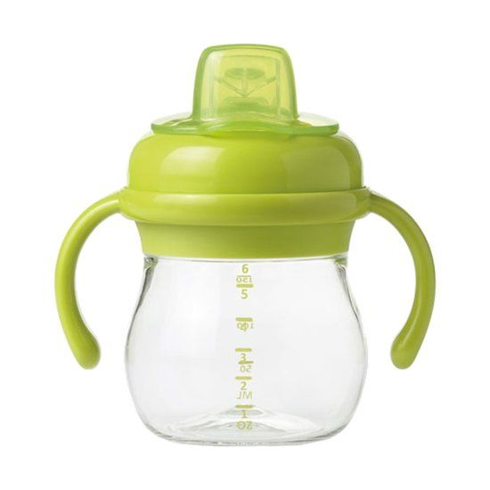 OXO tot Oxo Tot Transitions Soft Spout Zachte tuitbeker Green