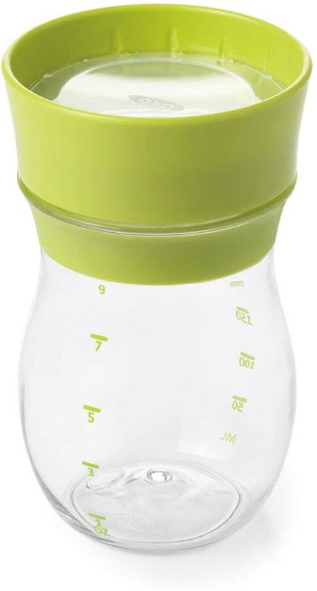 OXO tot Oxo Tot Transitions Trainingsbeker (180 mll) Green