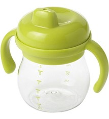 OXO tot Oxo Tot Transitions Sippy Cup mit Griffen (180 ml) Grün