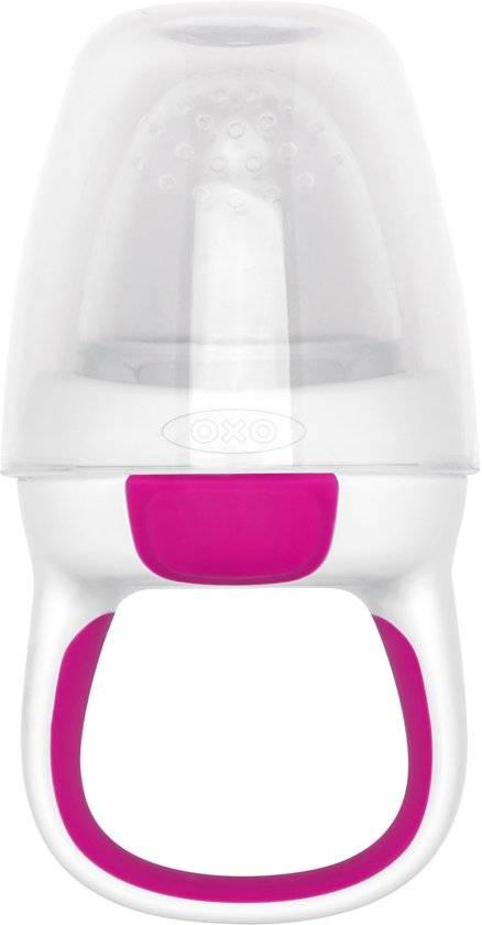 OXO tot Oxo Tot Teething Feeder Pink