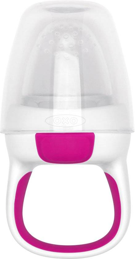 OXO tot Oxo Tot Teething Feeder Pink