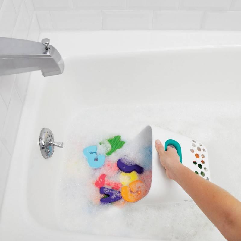 OXO tot Oxo Tot Toy Bin / badspeelgoedopbergbak Teal