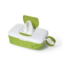 OXO tot OXO Tot Wipe Spender für unterwegs - Grün - mit Wickeltasche