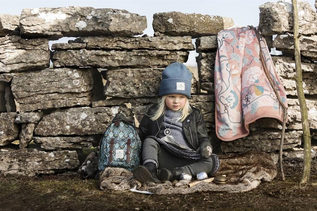 Elodie Details Elodie Details Wool Cap Tender Blue