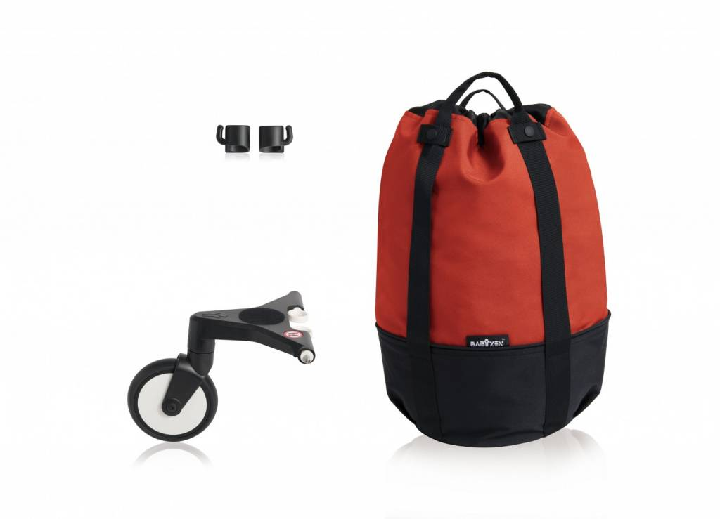 Babyzen Babyzen Yoyo+ Bag - red