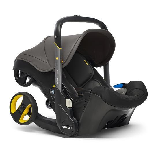 Doona Doona autostoel en buggy in ��n: Grey Hound
