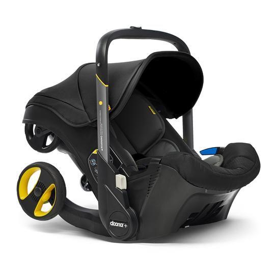 Doona Doona autostoel en buggy in ��n: Nitro Black