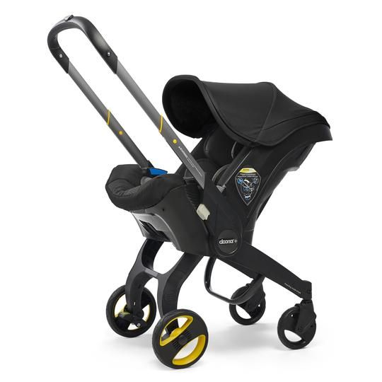 Doona Doona autostoel en buggy in één: Nitro Black
