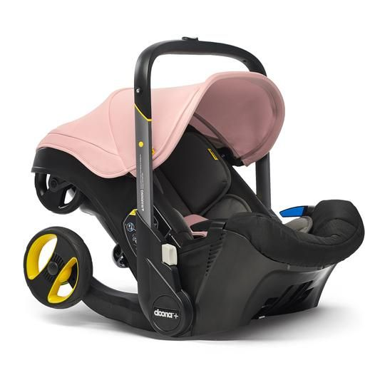 Doona Doona autostoel en buggy in ��n: Blush Pink