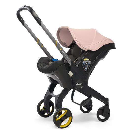 Doona Doona autostoel en buggy in één: Blush Pink