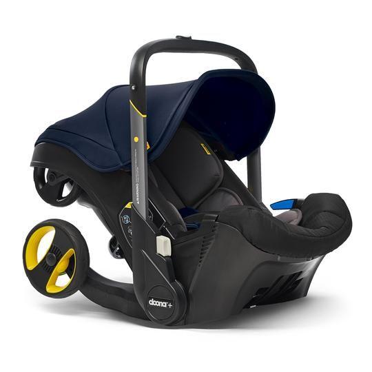 Doona Doona autostoel en buggy in één: Royal Blue