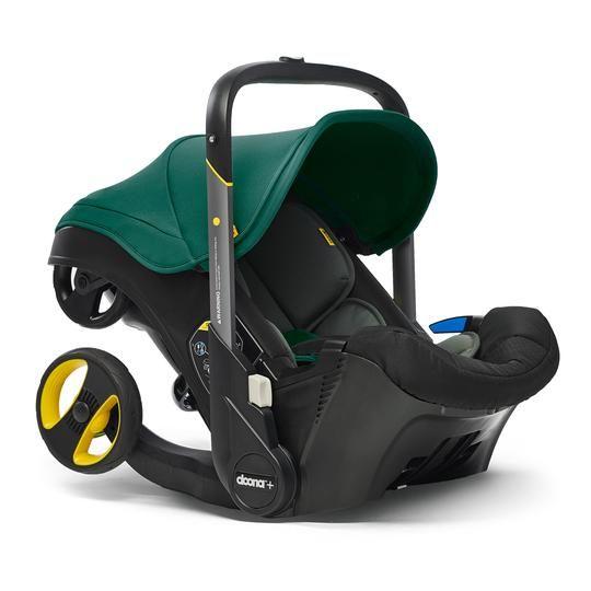 Doona Doona autostoel en buggy in ��n: Racing Green