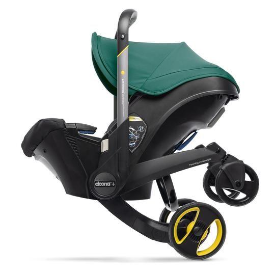 Doona Doona autostoel en buggy in één: Racing Green
