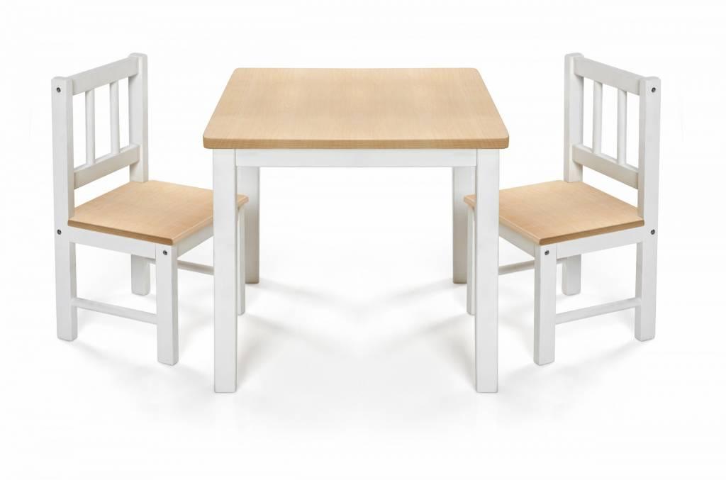 Reer Reer echt houten meubelset voor kinderen vanaf 2 jaar oud