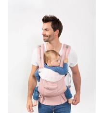 Lille Baby Lille Babytrage Komplettes Bio Blushing Pink