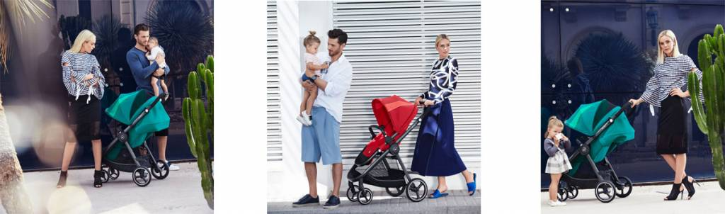 GoodBaby Goodbaby Biris Air4 Buggy Laguna Blue