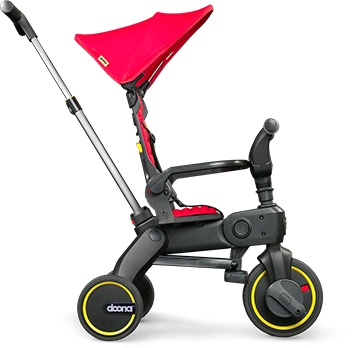 Doona Doona LIKI Trike S5  Flame Red