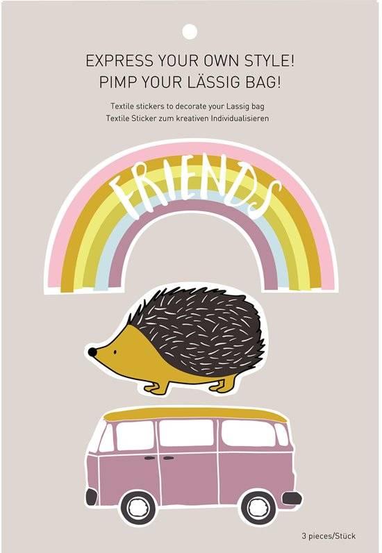 Lässig Lässig Trolley Adventure Tipi