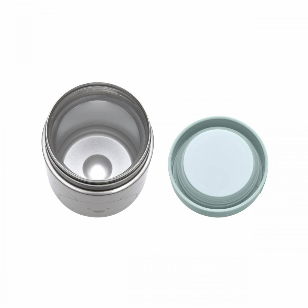 Lässig Lässig Futterglas (isotherme Vorratsdose) für Babynahrung Little Chums Dog