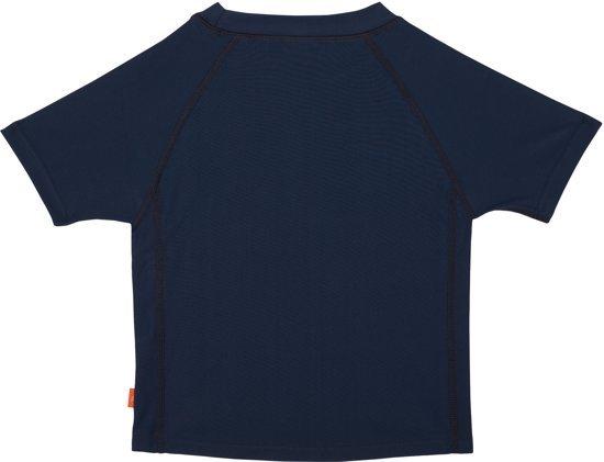 Lässig Lässig Splash & Fun Korte mouw Rashguard / zwemshirt - Navy