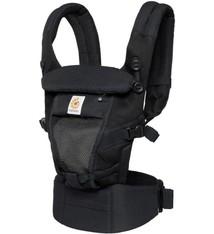 Ergobaby Ergobaby Babydraagzak 3P Adapt - Cool Air Mesh - Onyx Black