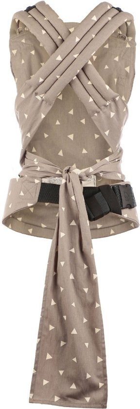Tula Tula Babytrage Half Buckle Sleepy Dust