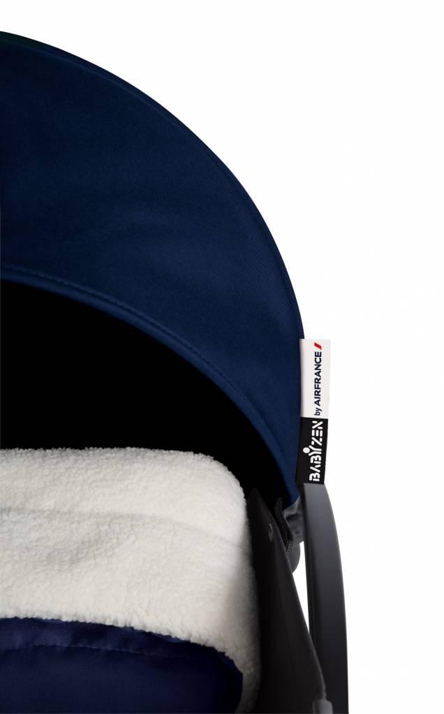 Babyzen Babyzen YOYO+ 0+ Newborn Pack - Navy / Air France (2019)