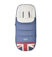 Easywalker MINI by Easywalker buggy voetenzak - Union Jack Vintage