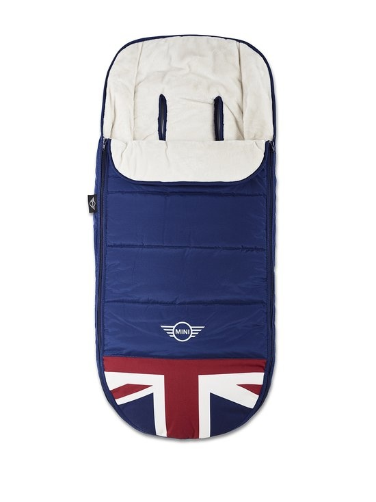 Easywalker MINI by Easywalker buggy voetenzak - Union Jack Classic