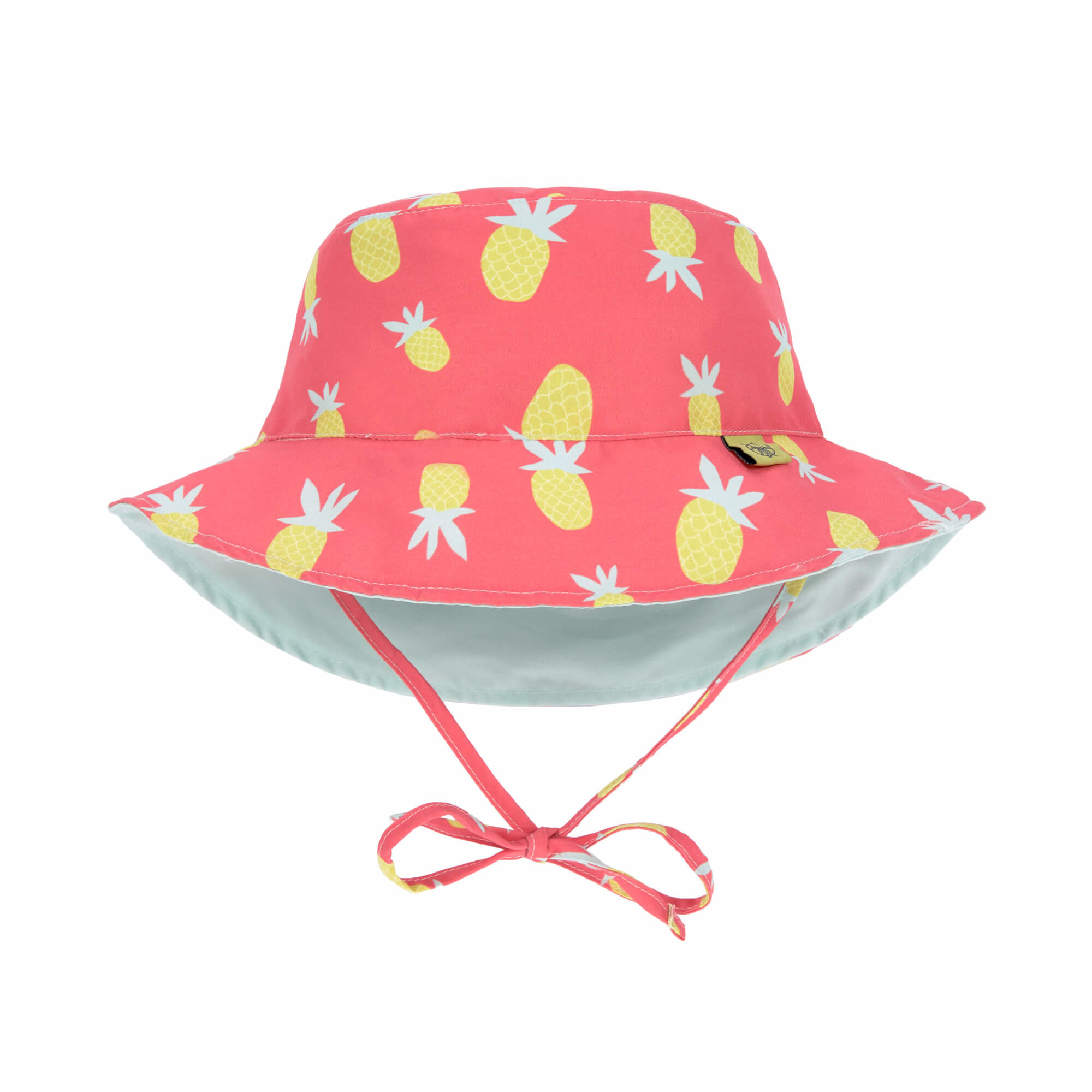 L�ssig L�ssig Splash & Fun Sun Protection Vissershoedje Pineapple 6-18 mnd