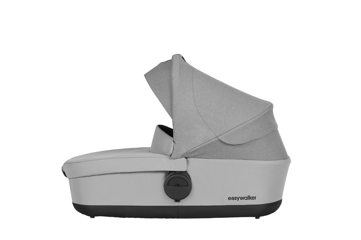 Easywalker Harvey² reiswieg / carrycot Stone Grey